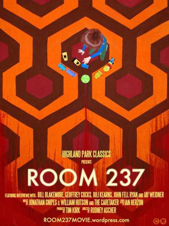 Room 237 Poster Art - P 2012