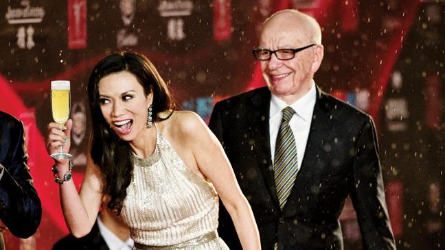 1 REP Wendi Deng Murdoch Rupert Murdoch H