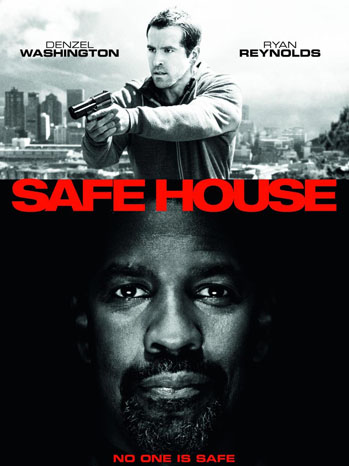 Safe House Poster - P 2012