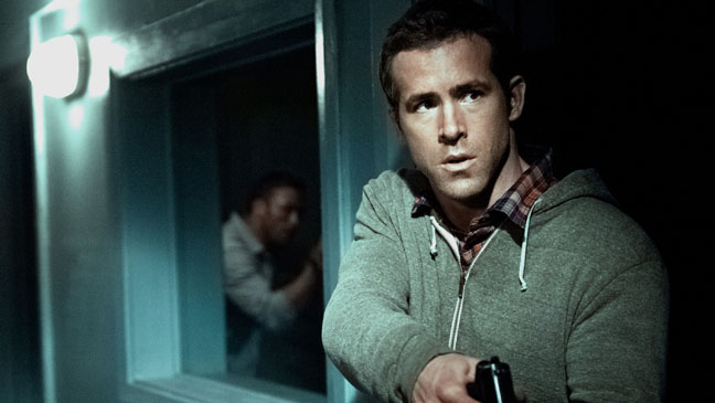 Safe House Ryan Reynolds - H 2012
