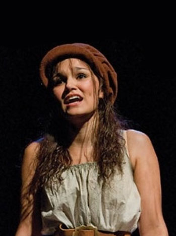 Samantha Barks Stage - P 2012