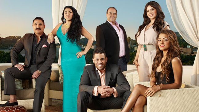 Shahs of Sunset Cast - H 2012