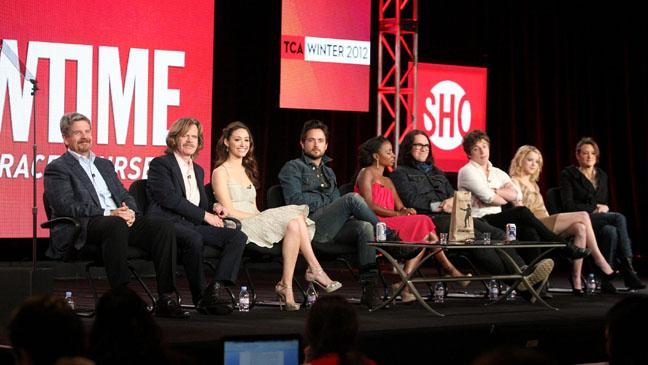 Shameless Cast TCA 2012 - H 2012