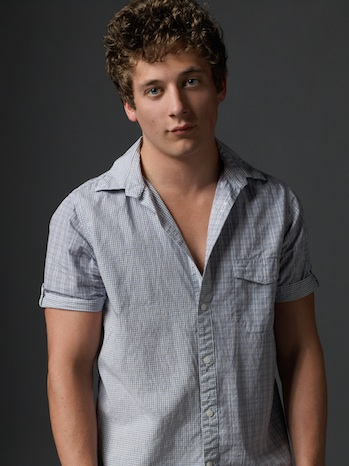 Jeremy Allen White  Shameless 2012