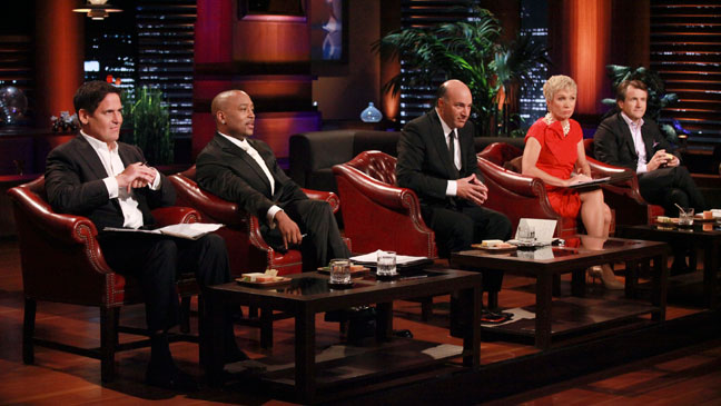 Shark Tank - TV Still: 1/20/12 - H