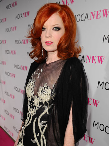 Shirley Manson MOCA Red Carpet - P 2012