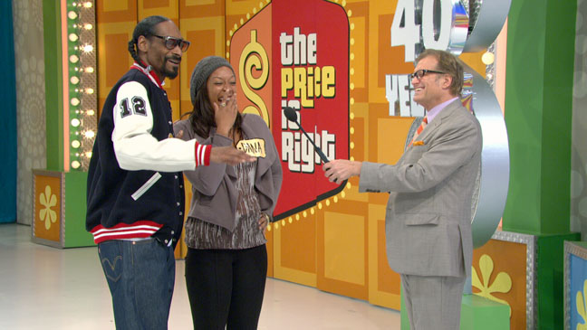 Snoop Dogg The Price is Right - H 2012