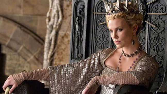 Snow White and the Huntsman Charlize Theron 2012