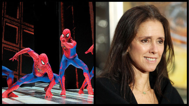 Spiderman Julie Taymor Split - H 2012