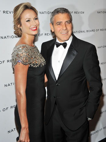 Stacy Keibler George Clooney - P 2012