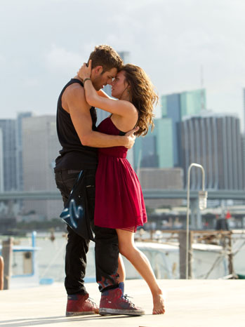 Step Up 4 Ryan Guzman Katheryn McCormick - P 2012