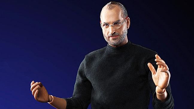 Steve Jobs Action Figure - H 2011