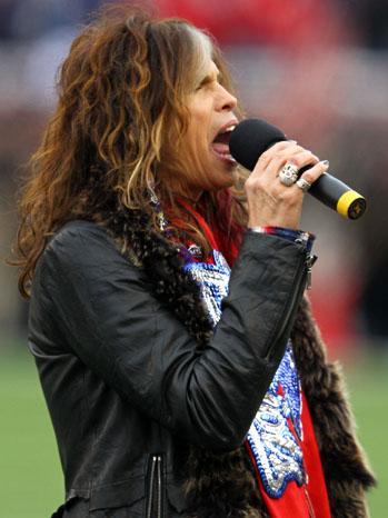 Steven Tyler National Anthem P 2012