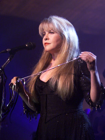 Stevie Nicks solo collection performance - H 2012