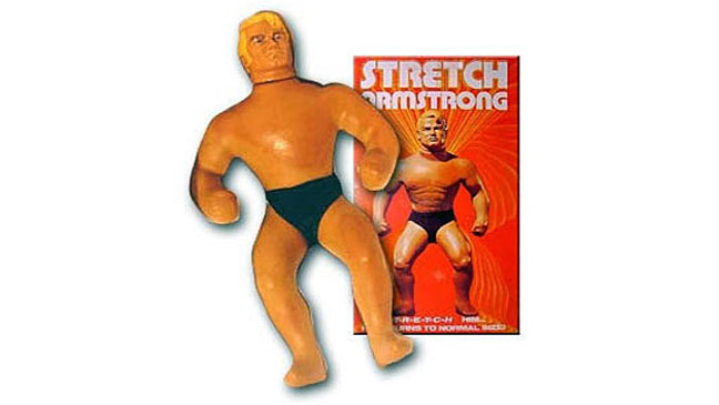 Stretch Armstrong Toy - H 2012