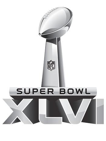 Super Bowl XLVI Logo - P 2012