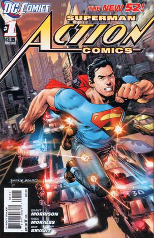 1 REP Comics DC Comics Super-Man P