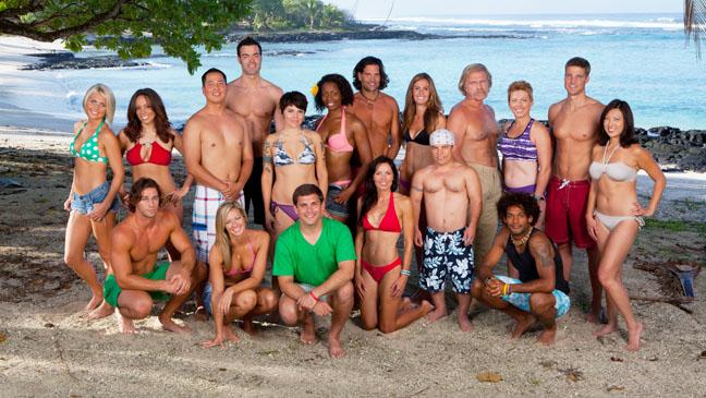 Survivor One World Cast - H 2012