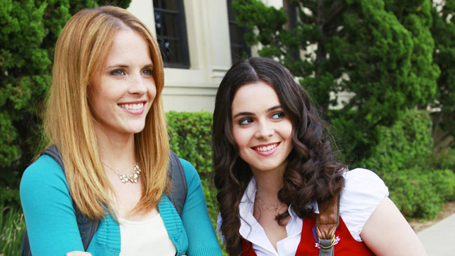 Switched at Birth Vanessa Marano Katie Leclerc - H 2012