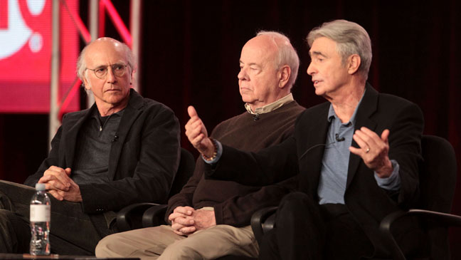 TCA Panel Inside Comedy Showtime - H 2012