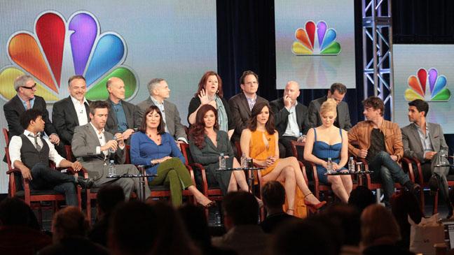 TCA Smash Panel NBC - H 2012