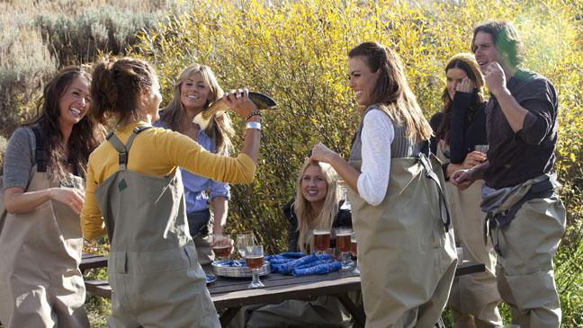 The Bachelor Fishing January 23rd - H 2012