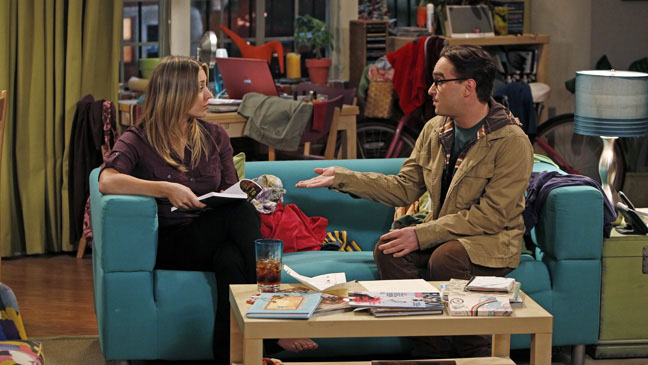 The Big Bang Theory Beta Test Episode - H 2012
