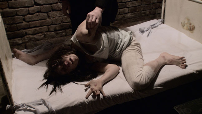 The Devil Inside Possessed Woman - H 2012