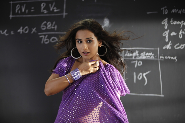 The Dirty Picture - Bollywood actress Vidya Balan