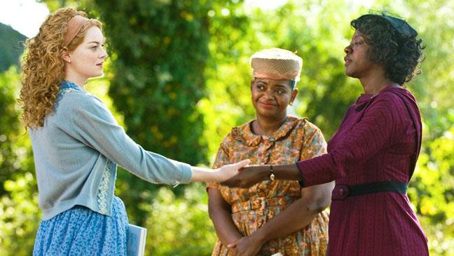 The Help Film Still Emma Octavia Viola - H 2012