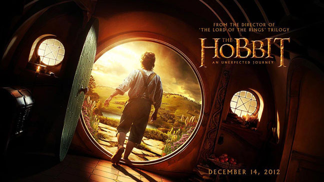 The Hobbit Poster - H 2012