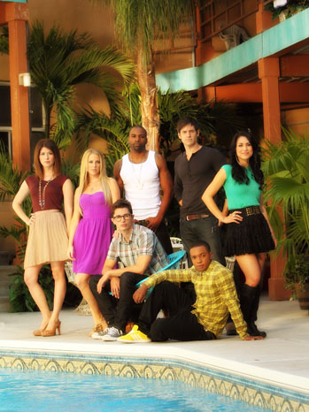 The L.A. Complex Cast - P 2012