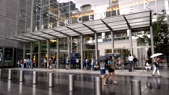 Time Warner Center Manhattan New York City - H 2012