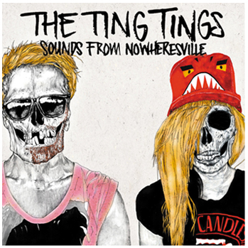 Ting Tings album art P