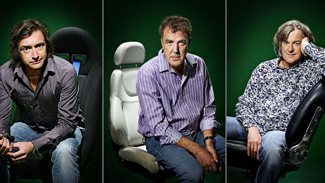 Top Gear Hosts Split - H 2012