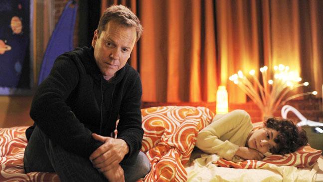 Touch Pilot EP Kiefer Sutherland David Mazouz bedtime - H 2012