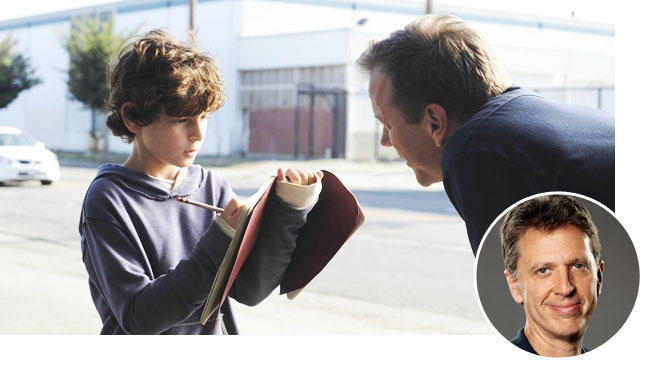 Touch Kiefer Sutherland Still Tim Kring Inset - H 2012