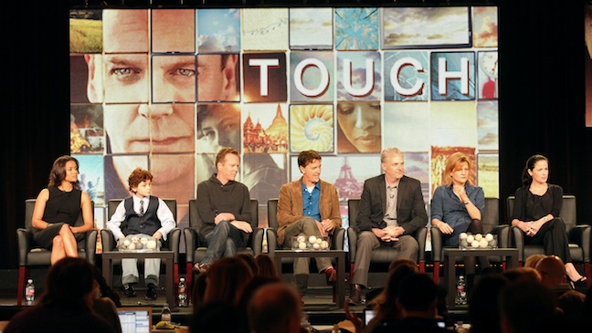 Touch TCA Panel H 2012