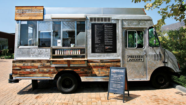 1 STY Juice Pressed Juicery Truck H