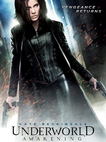 Underworld Awakening Poster - P 2012