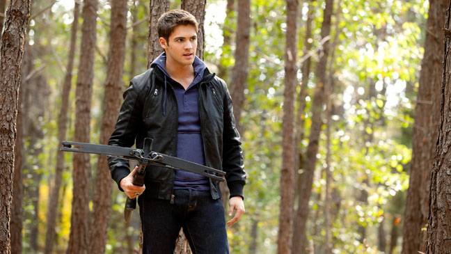 The Vampire Diaries New Deal Steven McQueen - H 2012