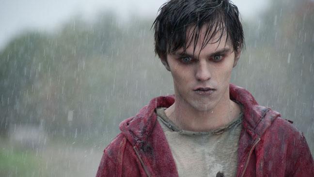 Warm Bodies Nicholas Hoult Rain - H 2012