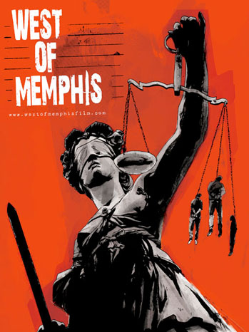 West of Memphis Poster - P 2012