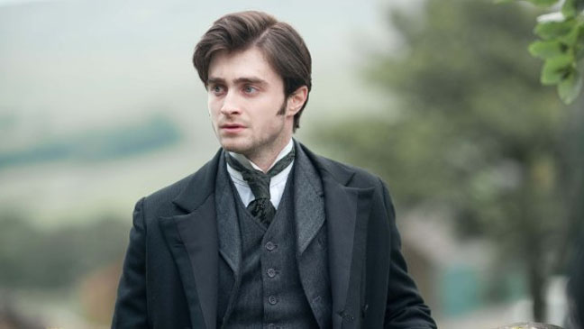 Woman in Black Daniel Radcliffe Still - H 2012