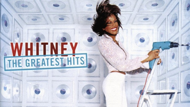 Whitney Houston - Greatest Hits 2000 H