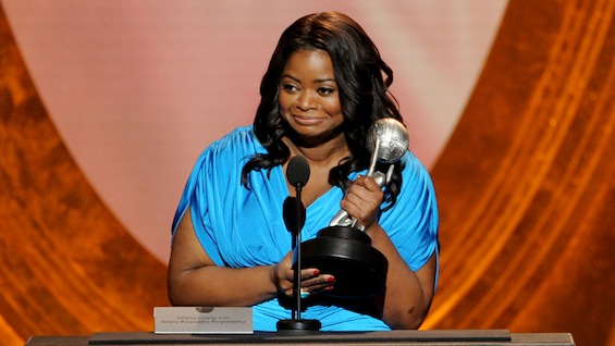 Octavia Spencer NAACP Image Awards