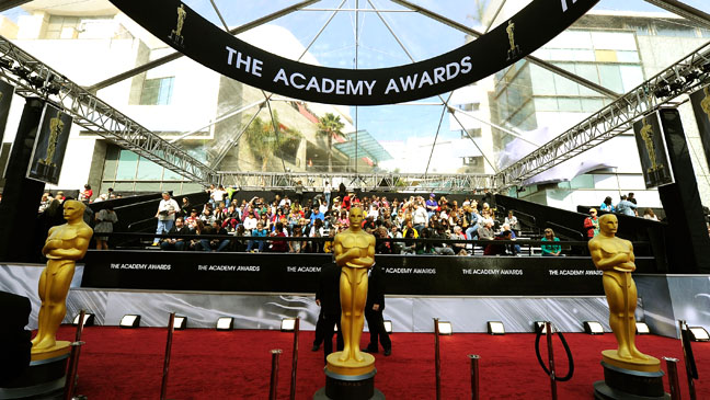 Generic View - 84th Annual Academy Awards - H -2012