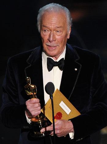 Christopher Plummer - 84th Annual Academy Awards - P - 2012