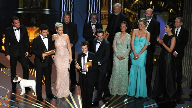 The Artist Best Picture - 84th Academy Awards - H - 2012