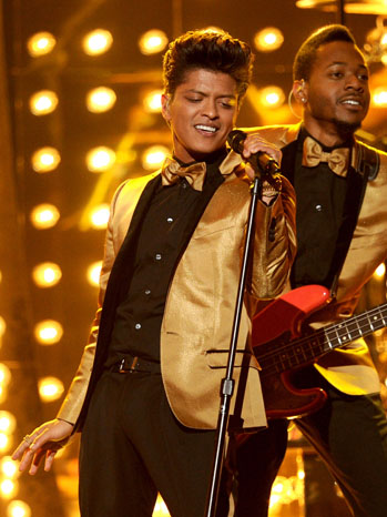 Bruno, keep it real